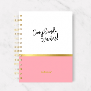 Cuaderno Cumpliendo metas