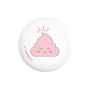 chapa caca rosa
