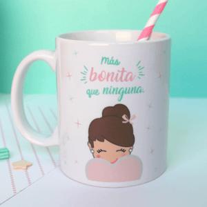 taza de desayuno mas bonita que ninguna