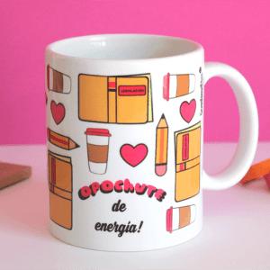 taza de desayuno opochute