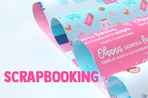 scrapbooking y papelería creativa
