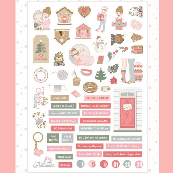 die cuts scrapbooking