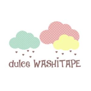 dulce washi tape