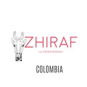 zhiraf scrapbooking colombia